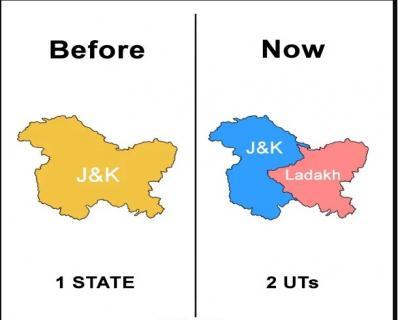 Jammu and Kashmir after 370